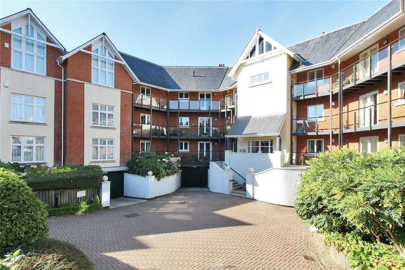 3 Bedrooms Apartment Flat for sale in Flat 5, Willow Lodge, Warberry Park Gardens, Tunbridge Wells, TN4