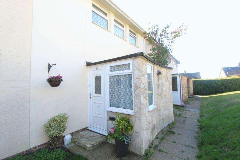 2 Bedrooms Terraced House for sale in Chilcomb Road, Harefield, Southampton