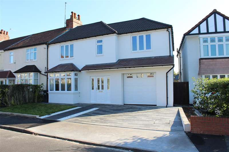 4 Bedrooms End Of Terrace House for sale in Fiddes Road, Redland, Bristol
