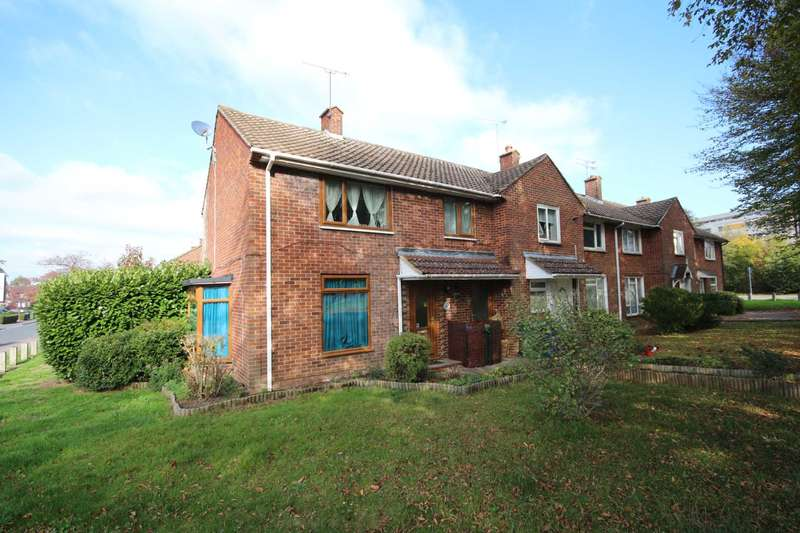 3 Bedrooms End Of Terrace House for sale in Horsneile Lane, Bracknell