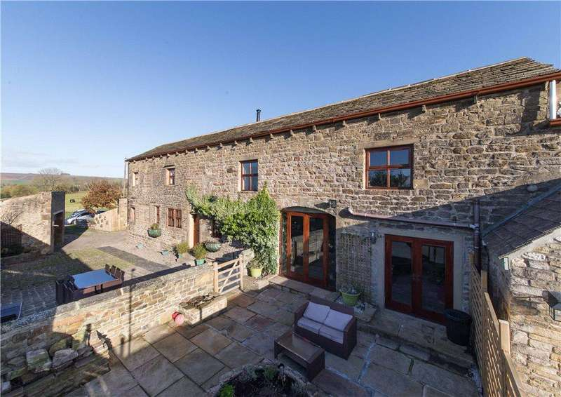 6 Bedrooms Unique Property for sale in Lower Broach Farm, Skipton Road, Foulridge, Colne