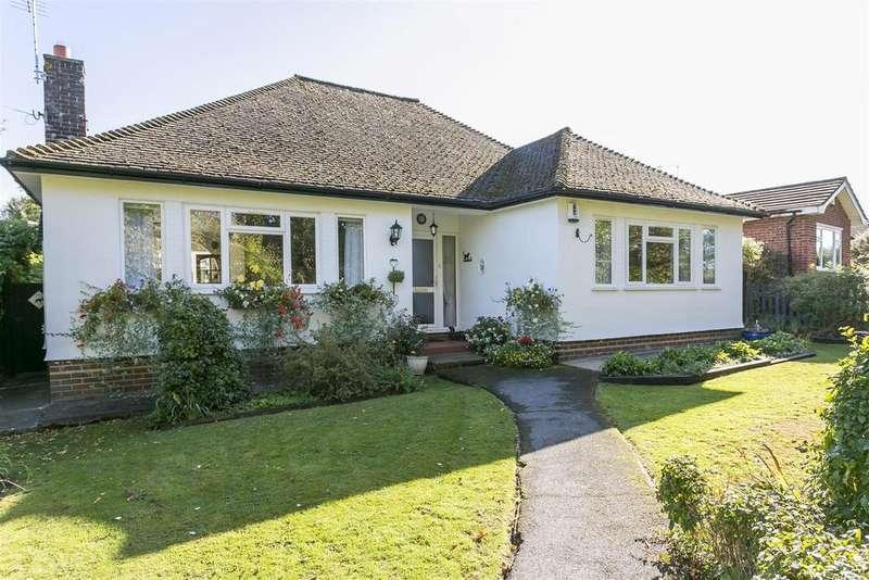 3 Bedrooms Bungalow for sale in Station Road, Eynsford, Dartford