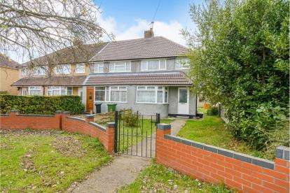 3 Bedrooms Semi Detached House for sale in Durban Road, Patchway, Bristol, Gloucestershire