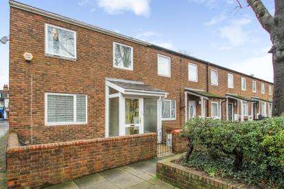 3 Bedrooms Terraced House for sale in Cooperage Close, Tottenham, Haringey, London