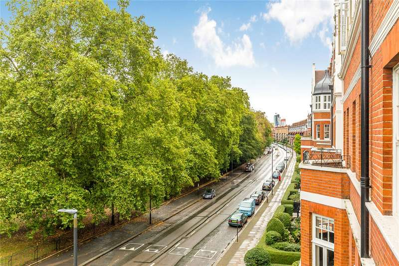 4 Bedrooms Flat for sale in Overstrand Mansions, Prince Of Wales Drive, Battersea, London, SW11