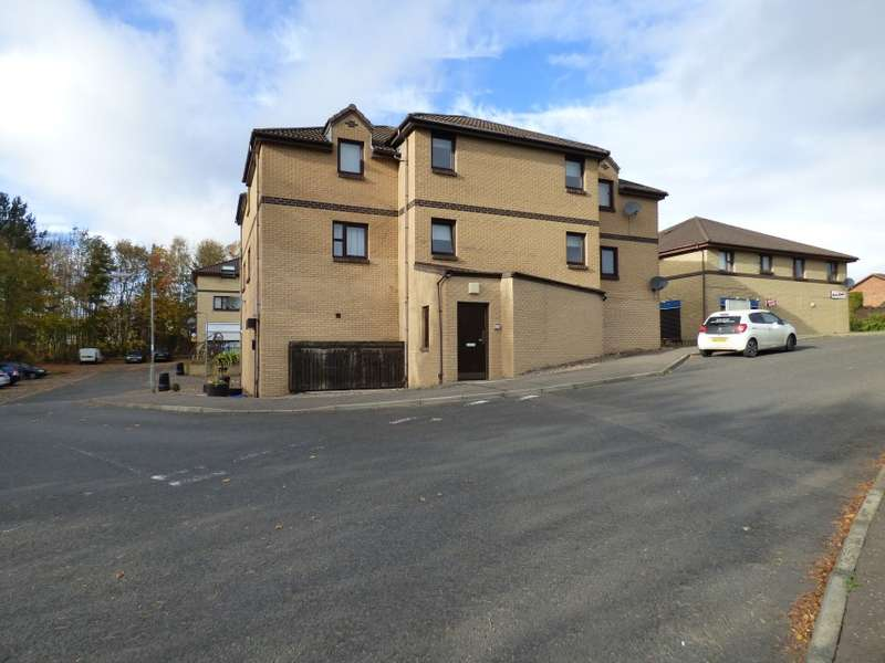 2 Bedrooms Flat for sale in 22, Kinclaven Gardens, Glenrothes, Fife