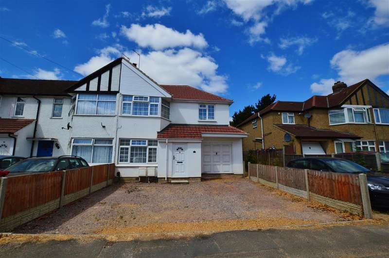 6 Bedrooms End Of Terrace House for sale in Aldborough Spur, Slough