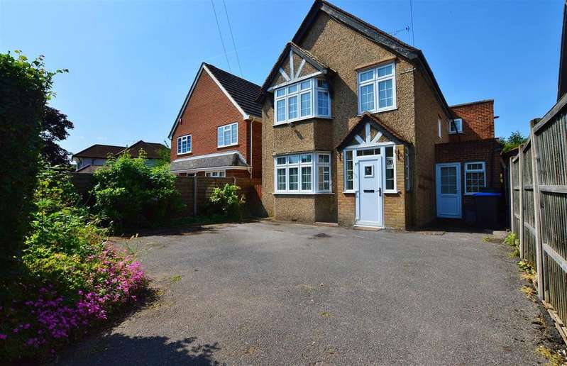 4 Bedrooms Detached House for sale in Hogfair Lane, Slough