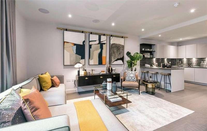 2 Bedrooms Flat for sale in London Square Bermondsey, 58 Grange Road, London, SE1