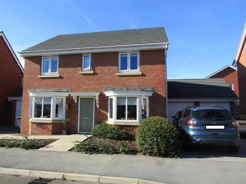 4 Bedrooms Detached House for sale in Sunningdale Way, Gainsborough, DN21 1JE