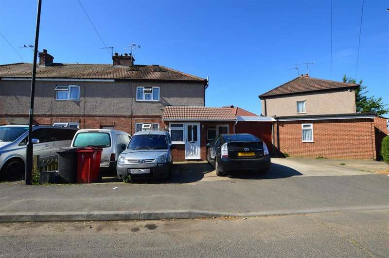 4 Bedrooms End Of Terrace House for sale in Howard Avenue, Slough