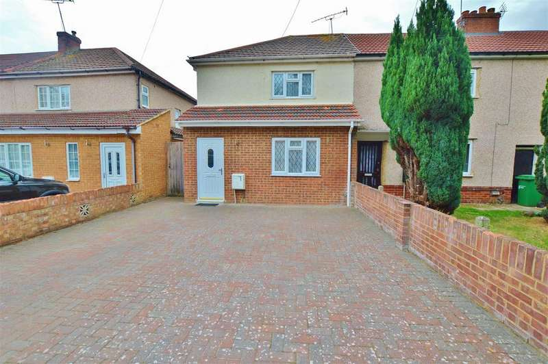 3 Bedrooms End Of Terrace House for sale in Northern Road, Slough