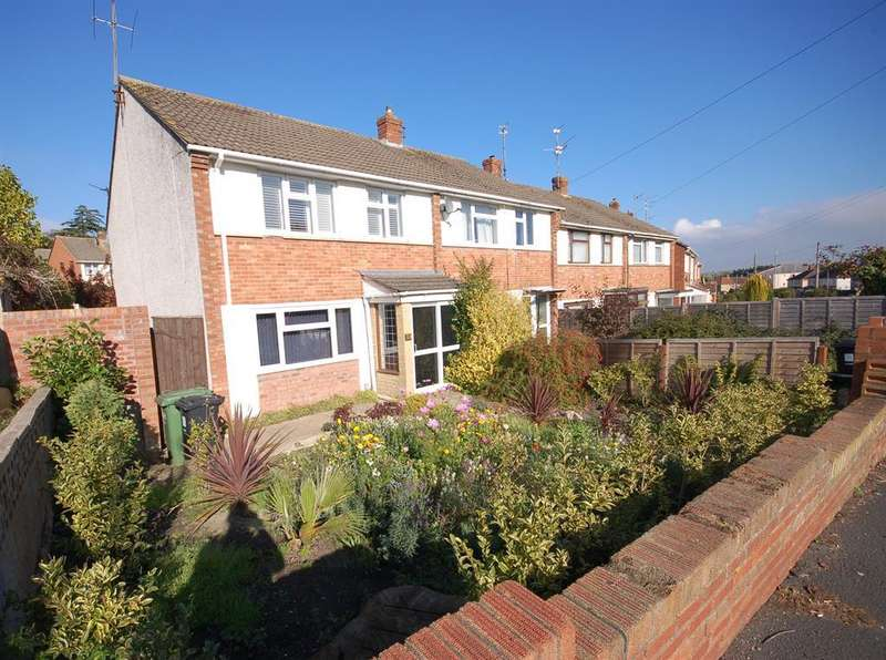 3 Bedrooms End Of Terrace House for sale in Orchard Vale, Kingswood, Bristol BS15 9UW