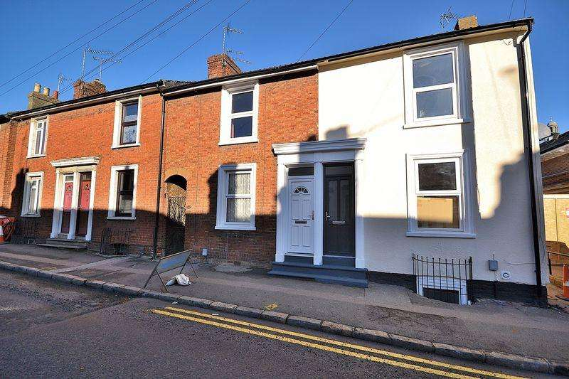 3 Bedrooms Terraced House for sale in Hockliffe Road, Leighton Buzzard
