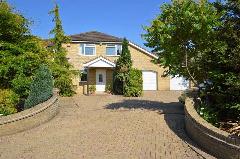 5 Bedrooms Property for sale in Upper Crabbick Lane, Denmead