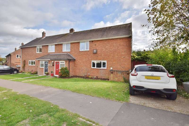 5 Bedrooms Semi Detached House for sale in Upton Crescent, Basingstoke, RG21