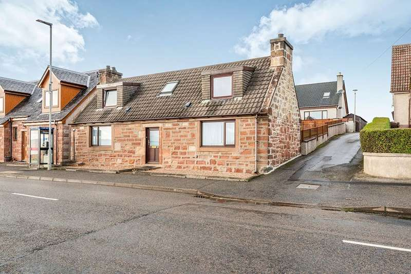 3 Bedrooms Detached House for sale in Saltburn, Invergordon, IV18