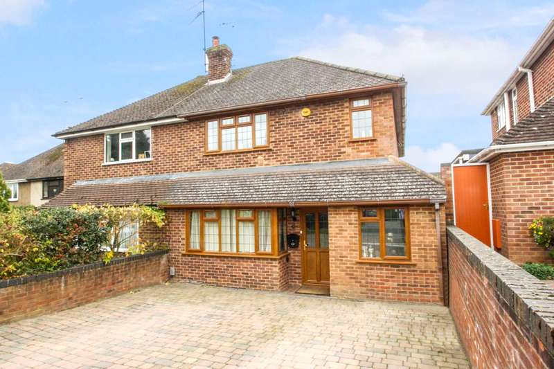 3 Bedrooms Semi Detached House for sale in Redhatch Drive, Earley