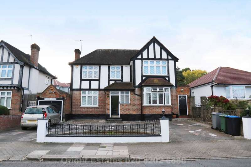 3 Bedrooms Detached House for sale in Tudor Close, Kingsbury