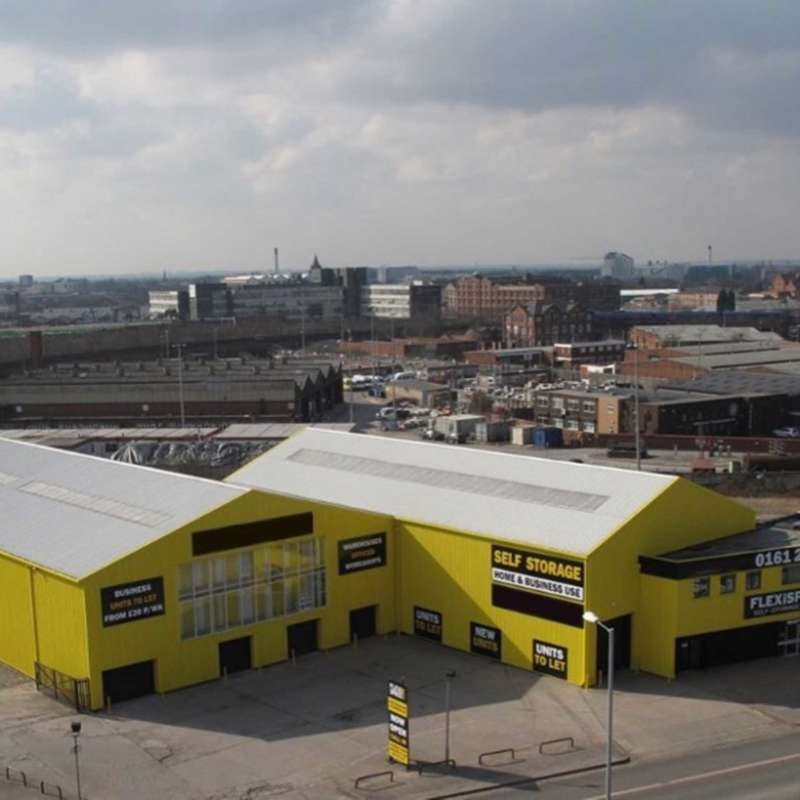 Storage Commercial for rent in Ashton Old Road, Manchester
