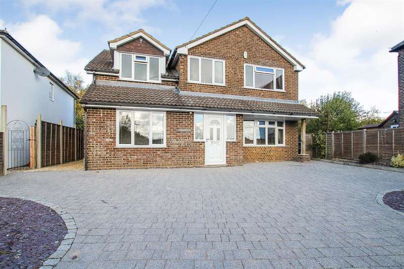 4 Bedrooms Detached House for sale in Cheddington Road, Pitstone, Leighton Buzzard, LU7 9AE