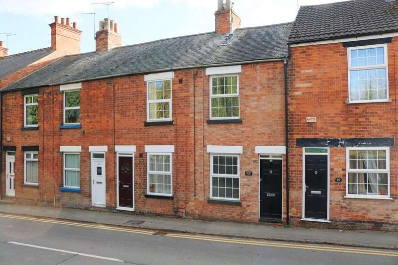 2 Bedrooms Terraced House for sale in Bradgate Road, Anstey