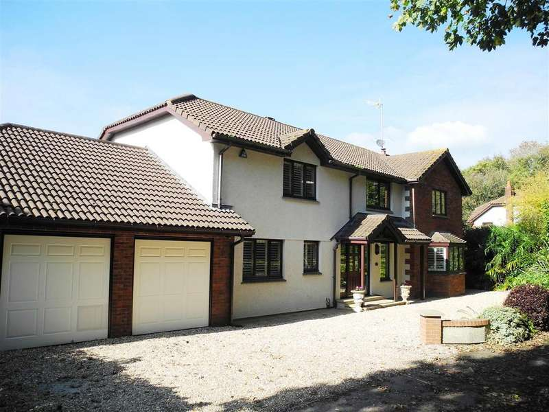 4 Bedrooms Detached House for sale in Mill Lane, Grampound