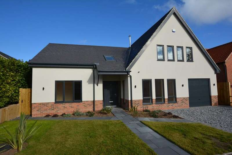 4 Bedrooms Detached House for sale in Avondale Lane, Southwell