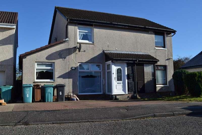 4 Bedrooms Semi Detached House for sale in MACDONALD GROVE, BELLSHILL ML4