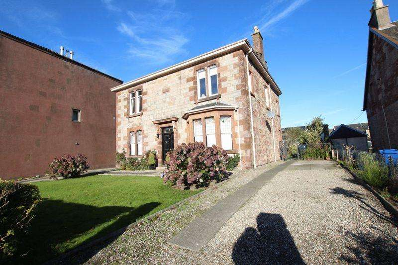 3 Bedrooms Apartment Flat for sale in Round Riding Road, Dumbarton