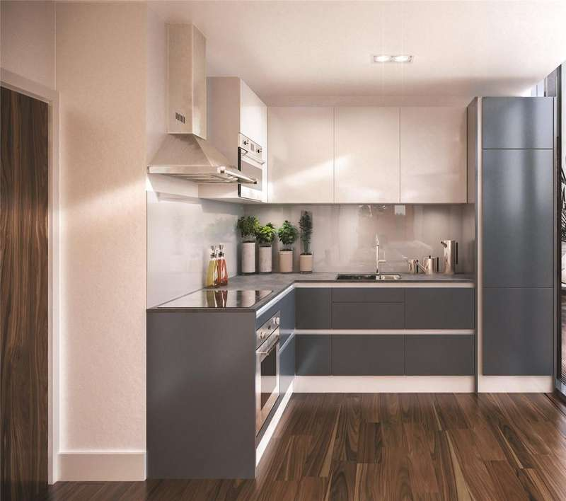 1 Bedroom Flat for sale in Stadia Three, Wimbledon, SW17