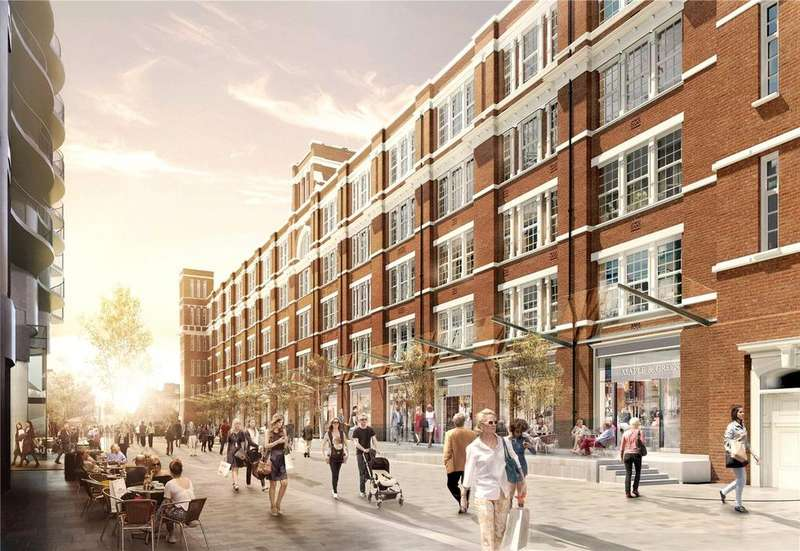 2 Bedrooms Flat for sale in Islington Square, Islington Square, N1