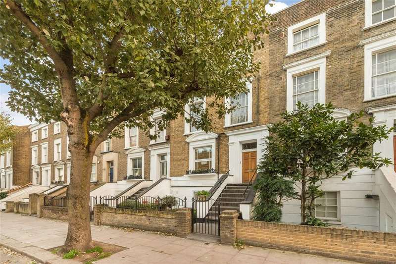 1 Bedroom Flat for sale in Agar Grove, London