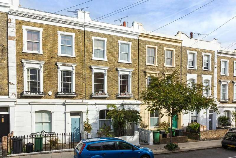 5 Bedrooms Terraced House for sale in Willes Road, London, NW5