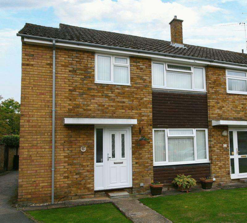 3 Bedrooms Terraced House for sale in Golden Oak Close, Farnham Common, Buckinghamshire SL2