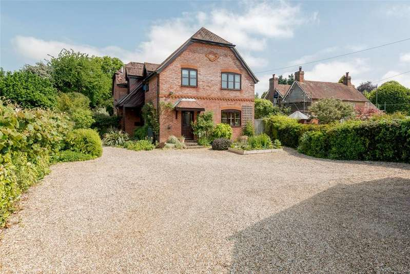 5 Bedrooms Detached House for sale in Down End, Chieveley, Newbury, Berkshire, RG20