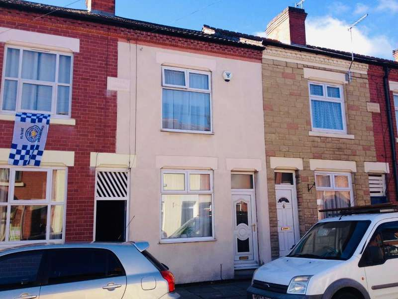 2 Bedrooms Terraced House for sale in Bonchurch Street, Woodgate, Leicester, Leicestershire, LE3 5EG