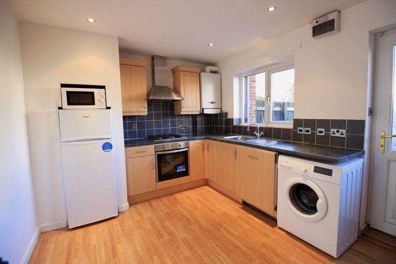 2 Bedrooms Terraced House for sale in Darwin Court, Lincoln