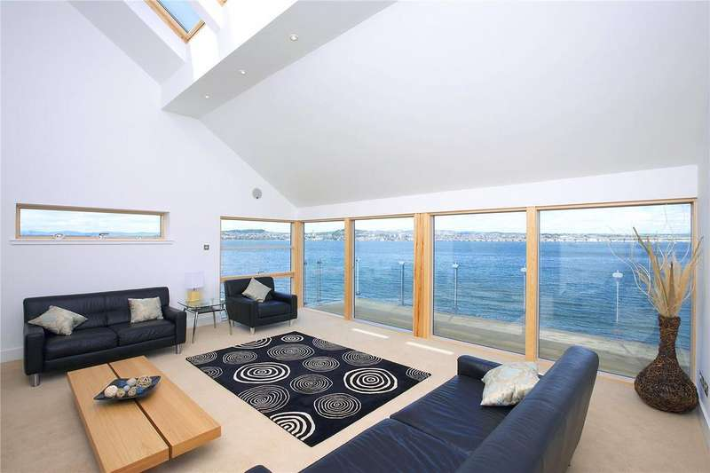 5 Bedrooms Detached House for sale in Reflection, 22 West Road, Newport-on-Tay, Fife, DD6