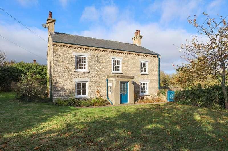 4 Bedrooms Detached House for sale in The Elms, Elmton, Worksop, S80 4LS