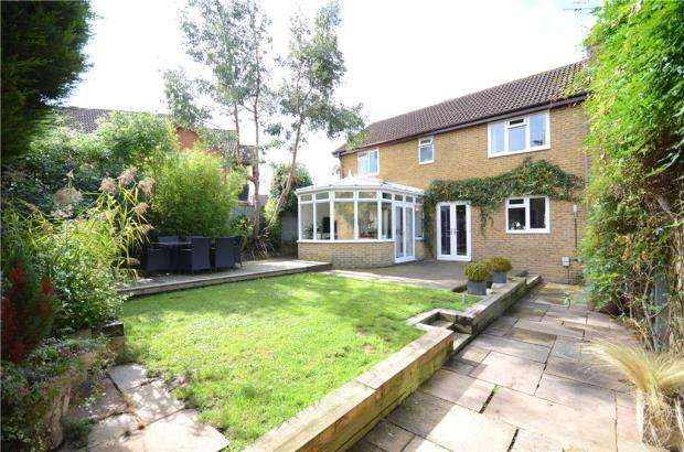 4 Bedrooms Detached House for sale in Wiltshire Grove, Warfield