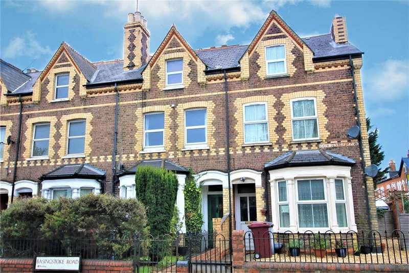4 Bedrooms Terraced House for sale in Basingstoke Road, Reading, Berkshire, RG2