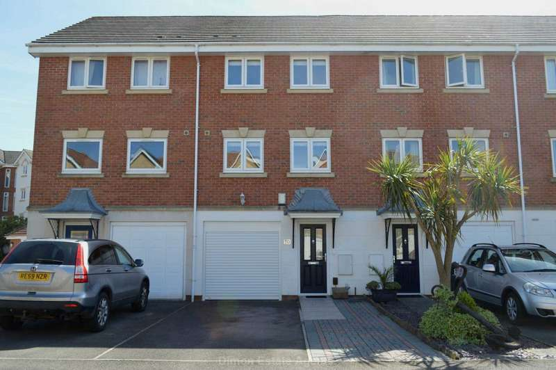 3 Bedrooms Terraced House for sale in Vanguard Road, Priddy`s Hard