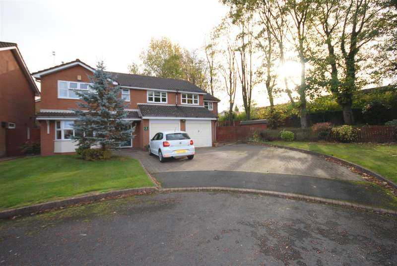 6 Bedrooms Detached House for sale in Oak Hill Close, Whitley, Wigan
