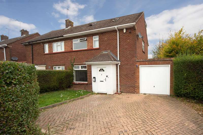 3 Bedrooms Semi Detached House for sale in Ashcroft, Dunstable