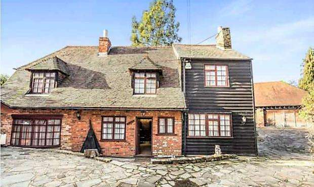 4 Bedrooms House for sale in Wrotham Road, Meopham, Gravesend