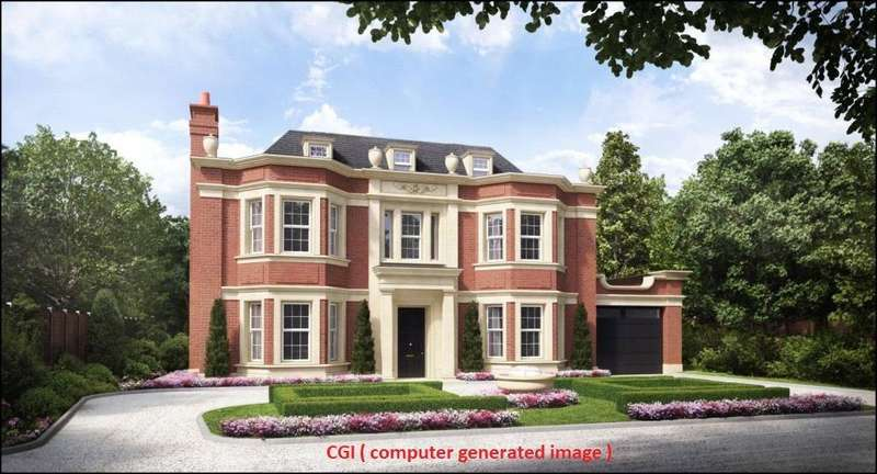 6 Bedrooms Detached House for sale in Coombe Hill Road, Coombe Hill, KT2