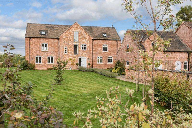 6 Bedrooms Detached House for sale in The Lookan Villa, Hankelow, Near Nantwich