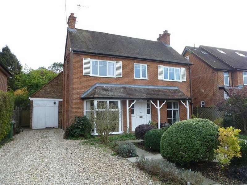 5 Bedrooms Detached House for sale in Grove Road, Sonning Common, Sonning Common Reading