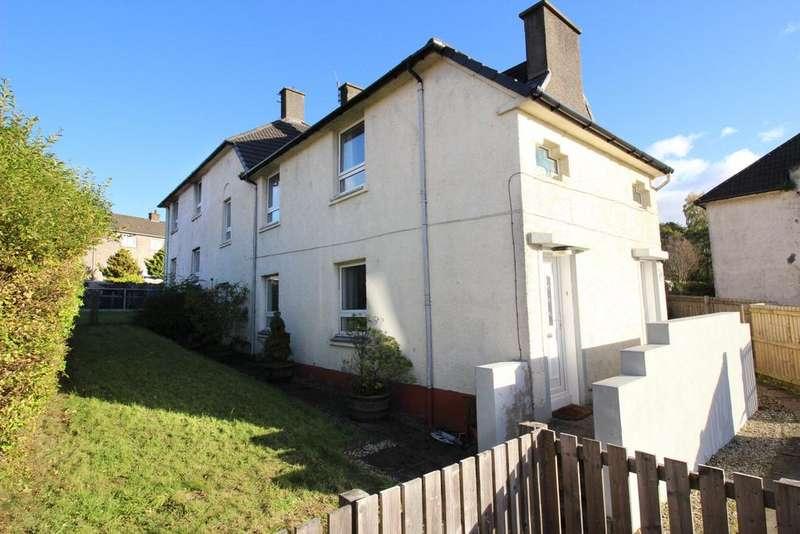 3 Bedrooms Flat for sale in 12 Stuart Street, Old Kilpatrick, G60 5HA